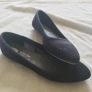 Dr. Scholls memory foam cool fit flats